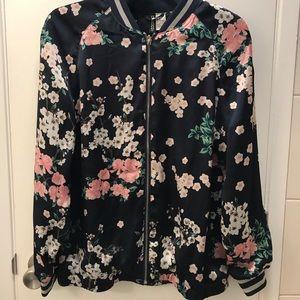 H & M Zip up jacket